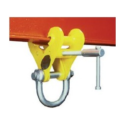 Pince superclamp avec mors amovible type S