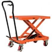 Table elevatrice manuelle mobile HT