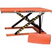 Table élévatrice fixe, modèle basse REMA type HSL