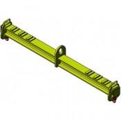 Palonnier monopoutre réglable standard - Type A