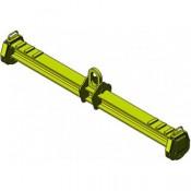 Palonnier monopoutre réglable robuste - Type B